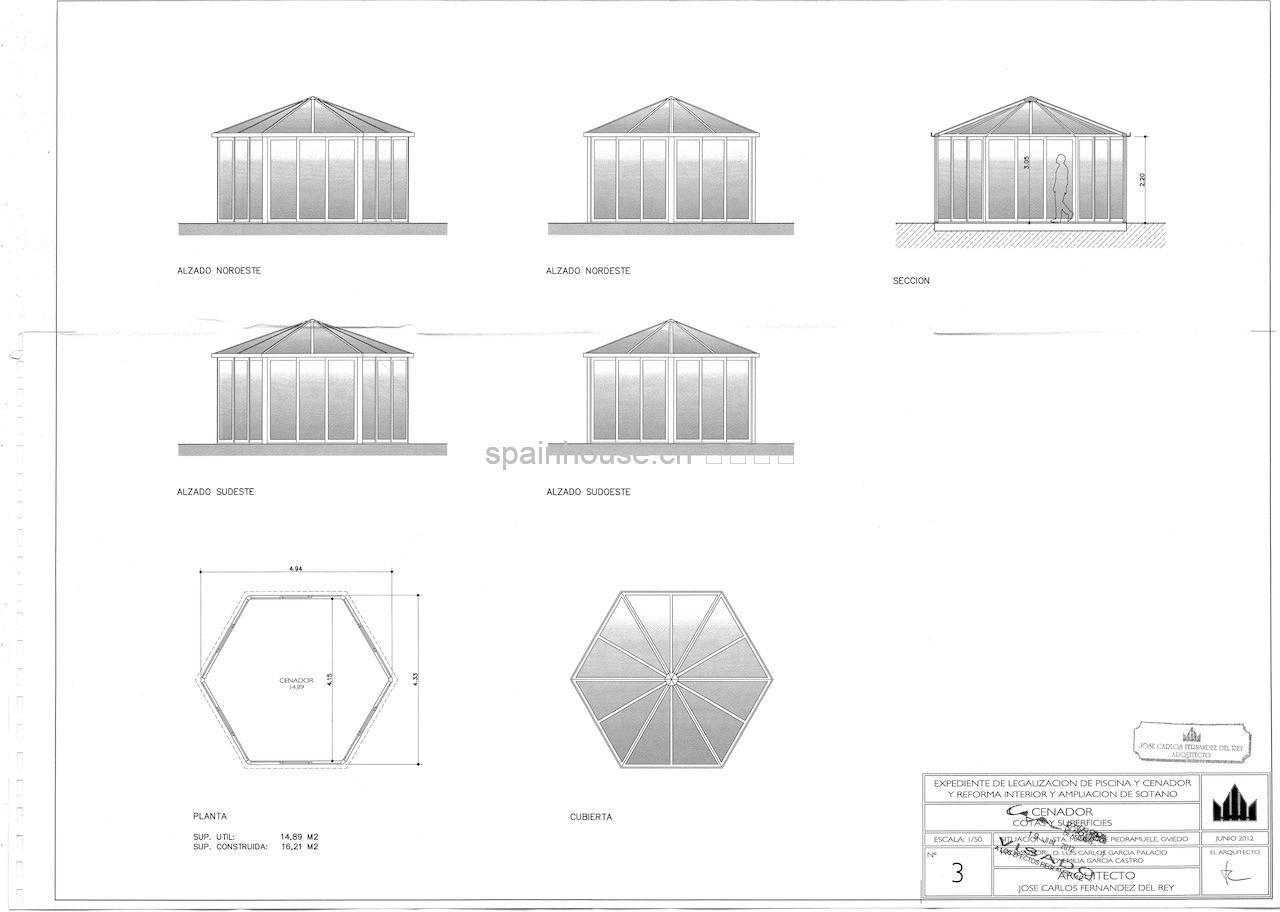建筑平面图-1