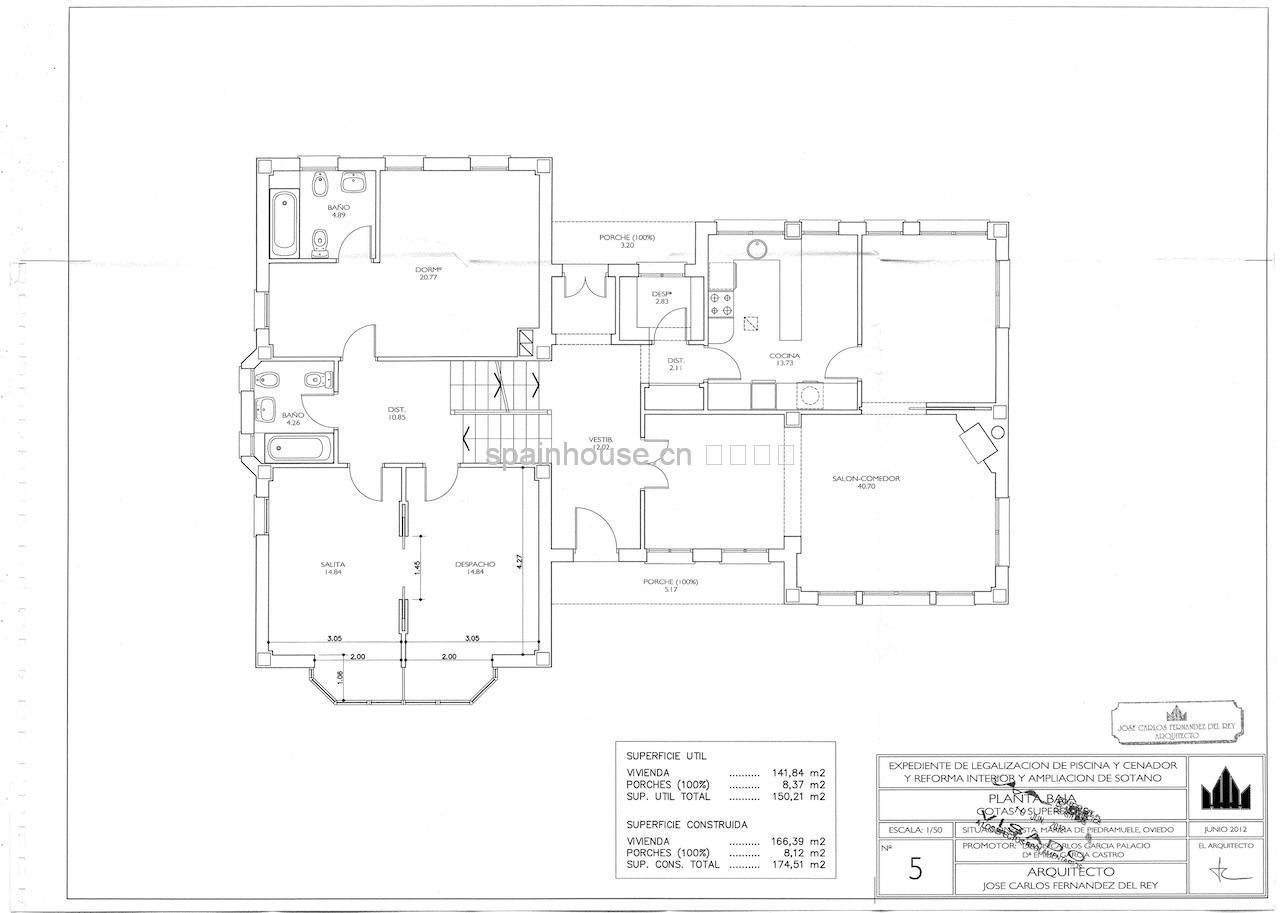 建筑平面图-3