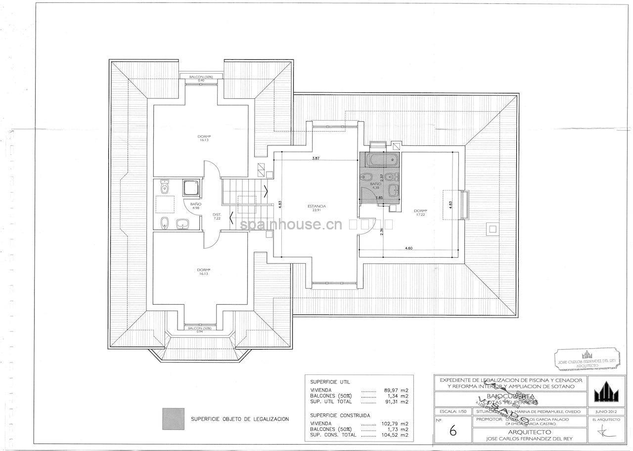 建筑平面图-4
