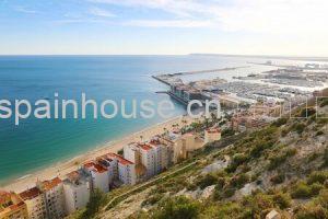 西班牙沿海城市
