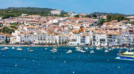西班牙海滩城市